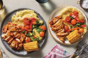 Smokey Chicken & Veggie Traybake image