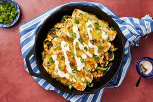 Salsa Verde Chicken Enchiladas image