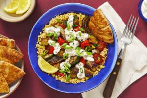 Veggie Couscous Bowl image