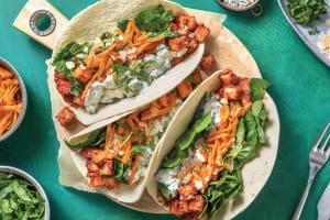 Tandoori Paneer Tacos image