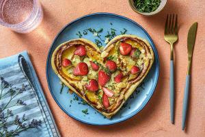 Tartelettes aux fraises image