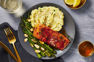 Lemon Butter Trout image
