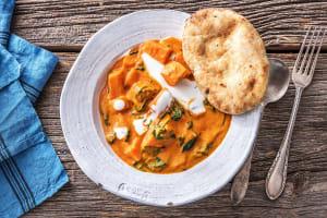 Indisches Süsskartoffel-Tikka-Curry image