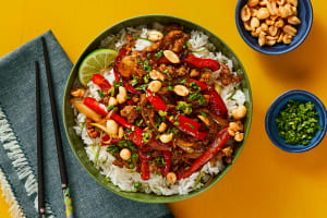 Sweet Chili Pork Bowls image
