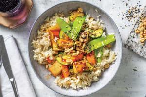 Sesame Chinese Tofu image