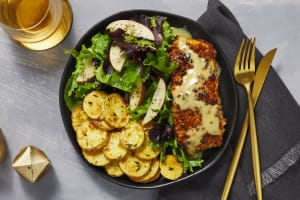 Pecan-Crusted Trout image