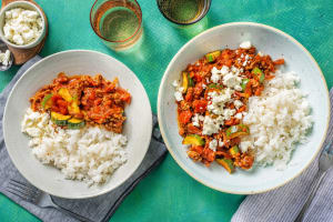 Zucchini-Hackfleisch-Pfanne image