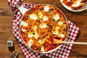 Pasta Parmesan image