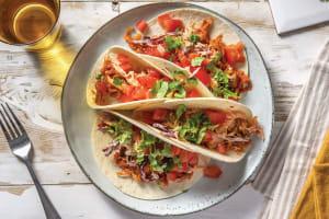 Tex-Mex Pulled Jackfruit Tacos image