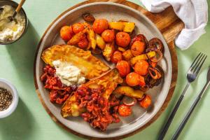 Chili-Süßkartoffel-Kumpir image