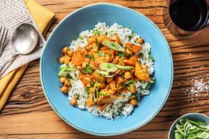 Tomatiges Tikka-Masala-Curry image