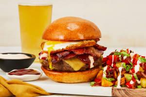 Sunny-Side-Up Burgers image