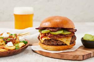 Bacon Buckaroo Burgers image