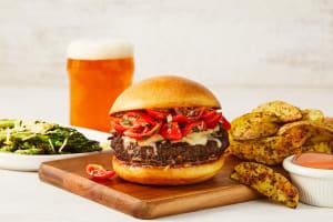 Bellissimo Bruschetta Burgers image