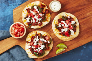 Tostadas Supremo with Pork image