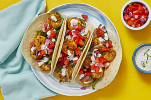 Southwestern Shrimp Tacos image