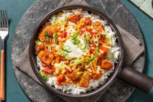 Kürbis con Carne mit Limettendip image
