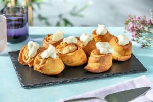 Zimtschnecken mit Cheesecake-Frosting image