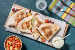 Hello Quesadillas! Käse-Tortillas image