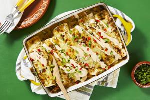 Salsa Verde Enchiladas image