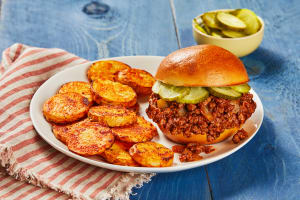 Ancho BBQ Sloppy Joes image