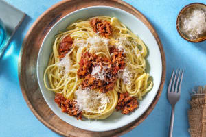 Klassische Pasta Bolognese image