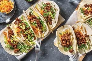 Vietnamese-Style Pork & Pear Tacos image