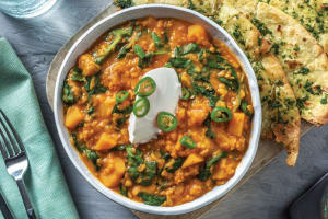 Indian Pumpkin & Coconut Dhal image