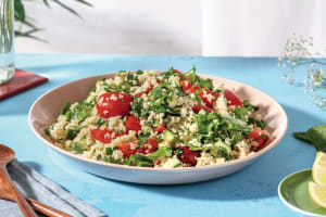Cherry Tomato & Herb Couscous Tabbouleh image
