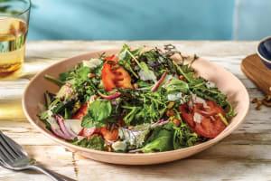 Italian Tomato Green Salad image