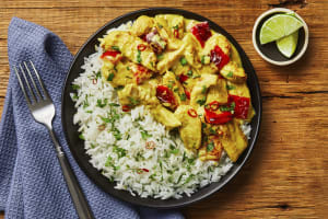 Thai Coconut Curry Chicken image