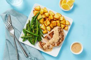 Steakhouse Pork Chops image