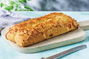 Cheesy Garlic Bread image