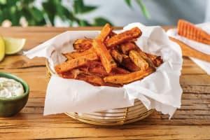 Smokey Sweet Potato Fries image