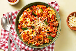 Beef Ragù Spaghetti image