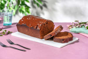 Chocoladecake met ganache image