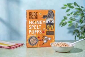Rude Health - Ontbijtgranen honing & spelt image