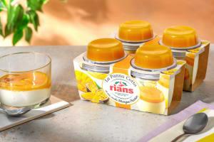 Panna Cotta Mangue & Fruit de la passion image