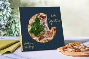Pizza au prosciutto GIO image