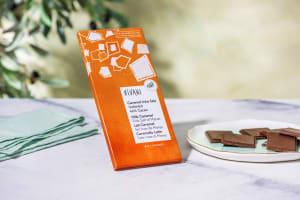Vivani - Chocolat au lait caramel et sel Inca Bio x2 image