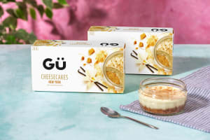GÜ - Cheesecake image