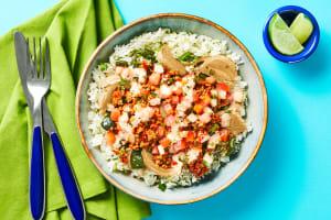 Saucy Pork Burrito Bowls image