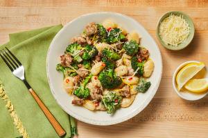 Pork Sausage & Broccoli Gnocchi image