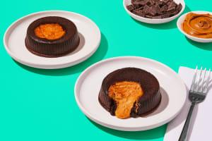 Peanut Butter Lava Cake image