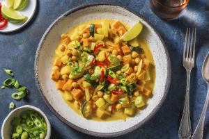 Veganes Massaman-Curry image