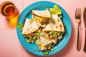 Tacos mit BBQ-Hackfleisch image