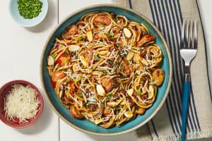 Sun-Dried Tomato Spaghetti image