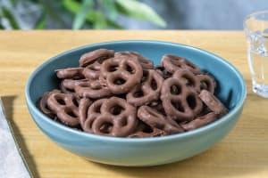 Milk Chocolate Pretzels image