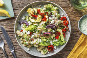 Salat mit Thunfisch und Butterbohnen image