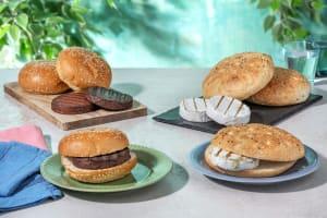 Günstiger im Multi-Paket: Vegane Burger Basics &  Grilled-Cheese-Paket image